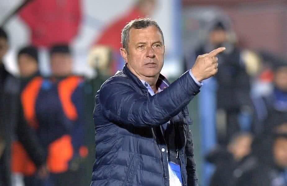 Mircea Rednic, antrenor Dinamo