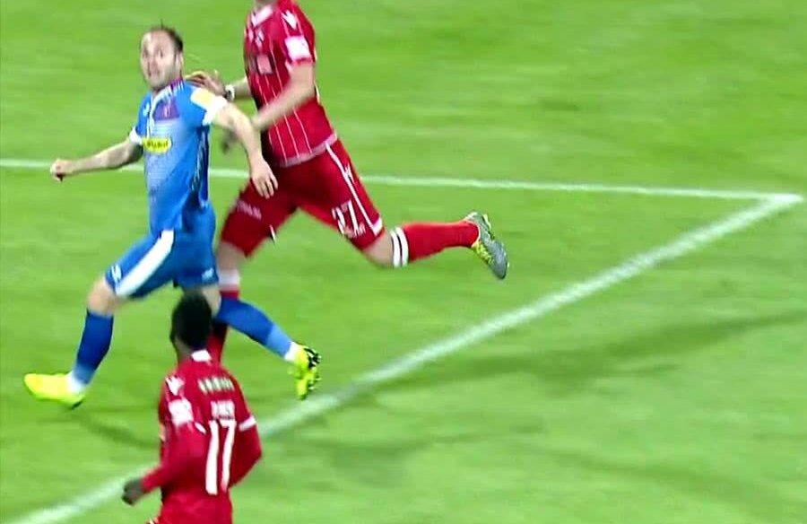 Dinamo - FC Botoșani // FOTO: Captură TV Telekom Sport