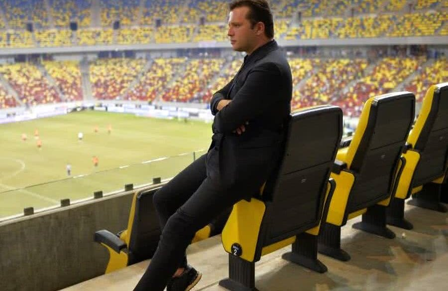 Horia Sabo e tentat să investească la Dinamo