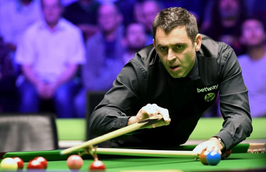 Ronnie O'Sullivan, foto: Guliver/gettyimages