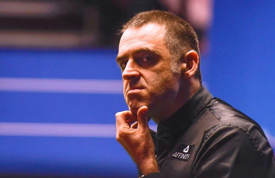 Ronnie O'Sullivan a pierdut în primul tur la Crucible pentru prima dată în ultimele 15 ediții, foto: Guliver/gettyimages