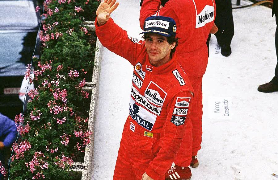 Ayrton Senna, foto: Guliver/gettyimages