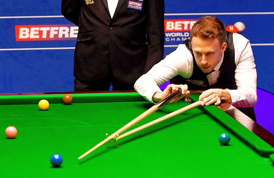 Judd Trump, foto: Guliver/gettyimages