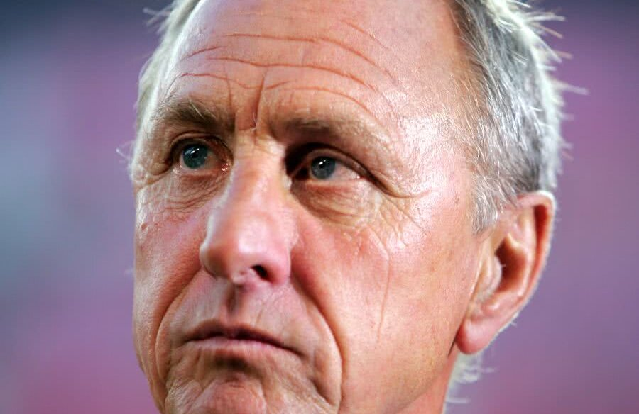 Johan Cruyff // FOTO: Guliver/GettyImages