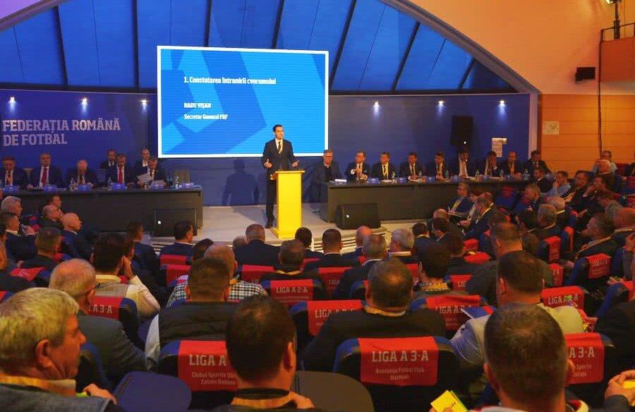 Adunarea Generală a FRF