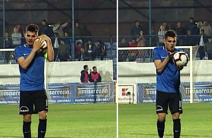 Ianis Hagi, Viitorul, după golul cu CSU Craiova