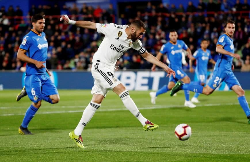 Getafe - Real Madrid FOTO: Reuters