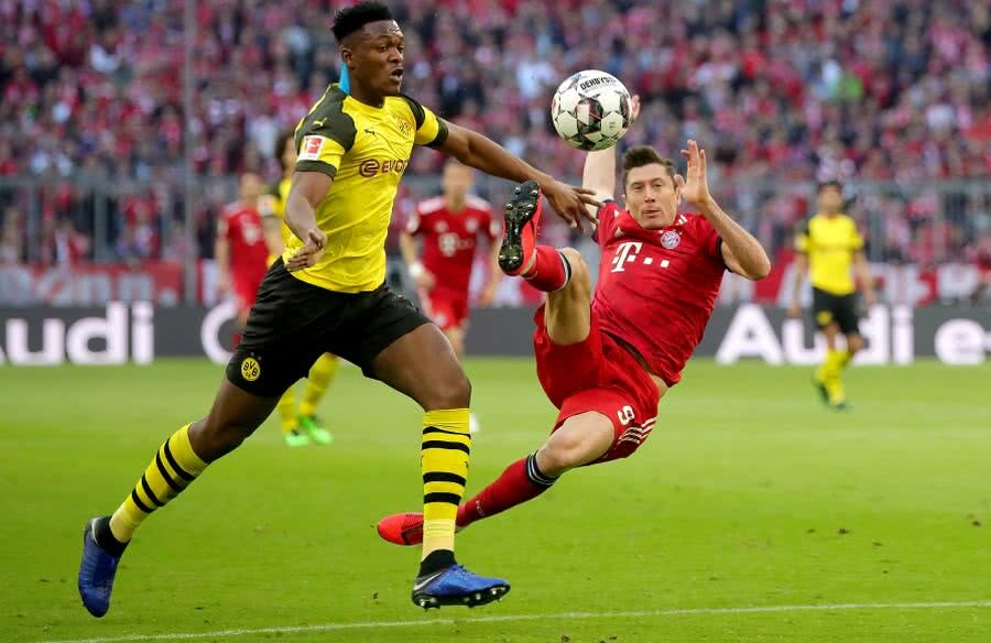 Bayern Munchen - Borussia // FOTO: Guliver/GettyImages