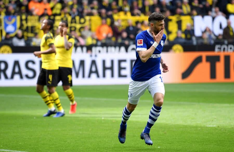 Borussia Dortmund - Schalke 04 // FOTO: Guliver/Getty Images