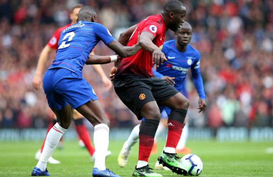 Manchester United - Chelsea FOTO: Guliver/GettyImages