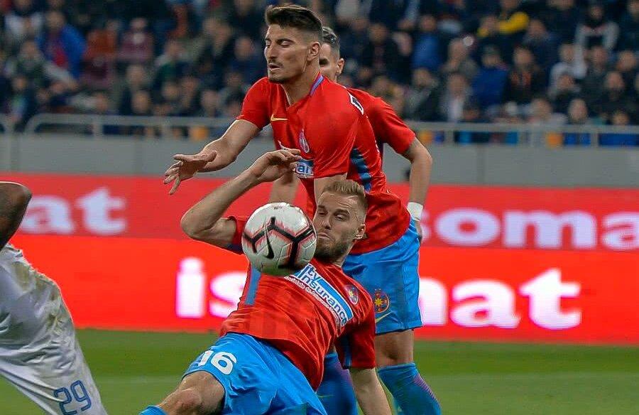 Bogdan Planic (jos) și Iulian Cristea
