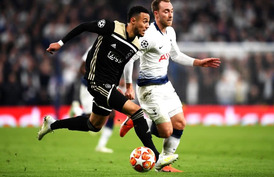 Tottenham - Ajax // FOTO: Guliver/Getty Images