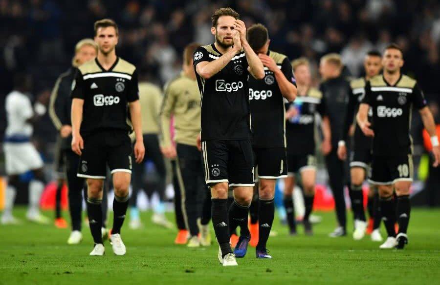 Tottenham - Ajax // FOTO: Reuters