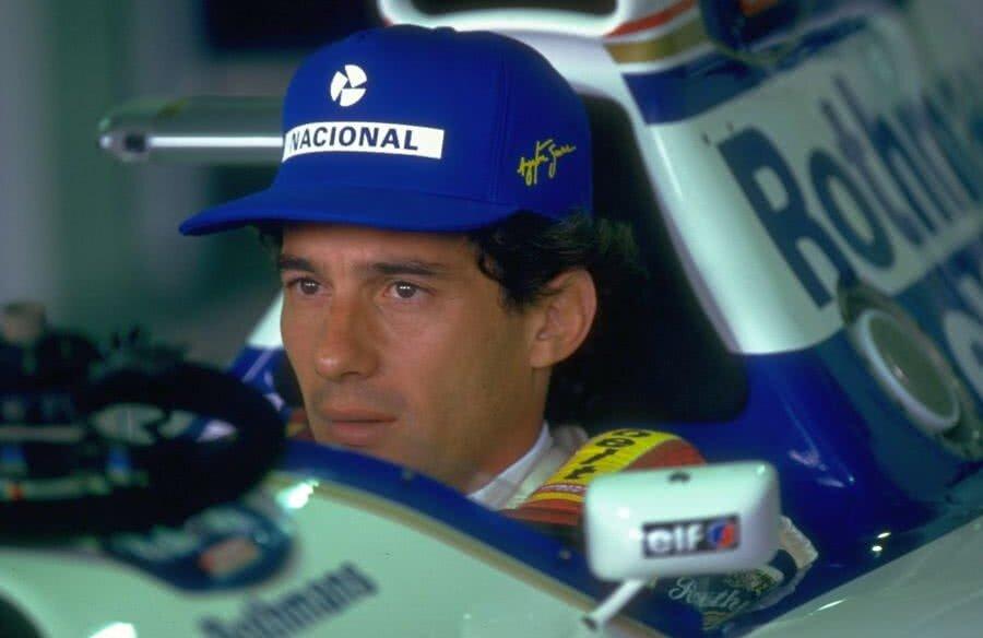 Ayrton Senna // FOTO: Guliver/GettyImages