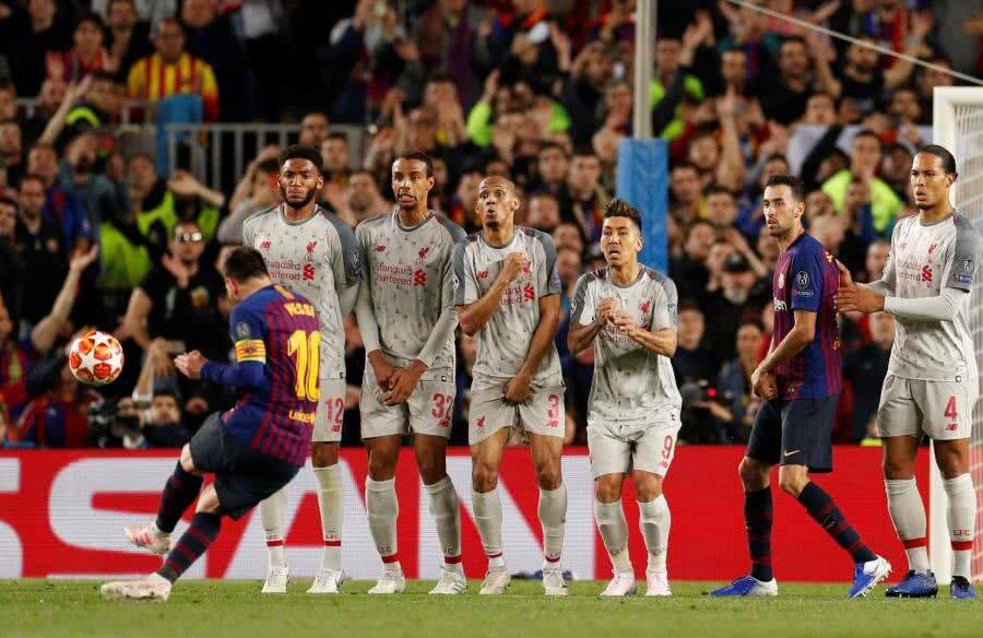 Barcelona - Liverpool // FOTO: Reuters
