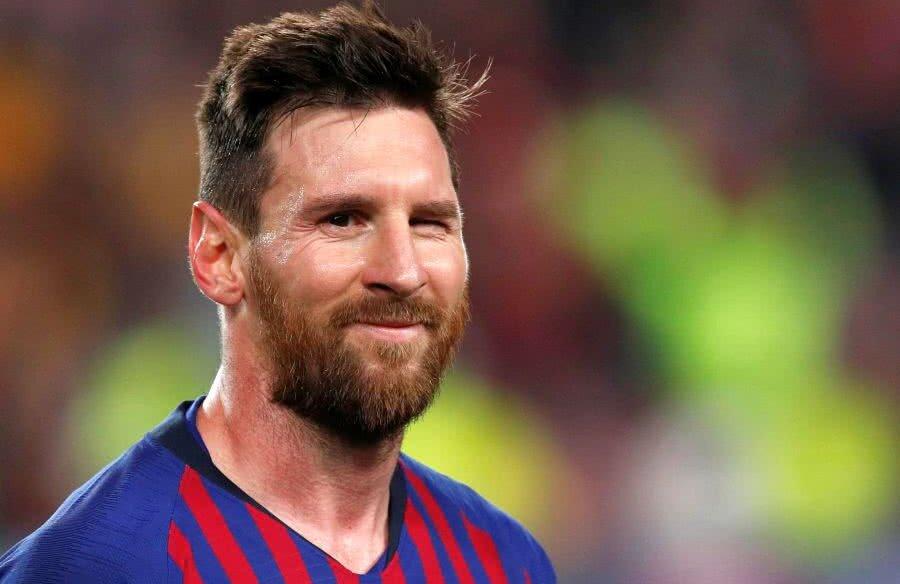 Leo Messi // FOTO: Reuters