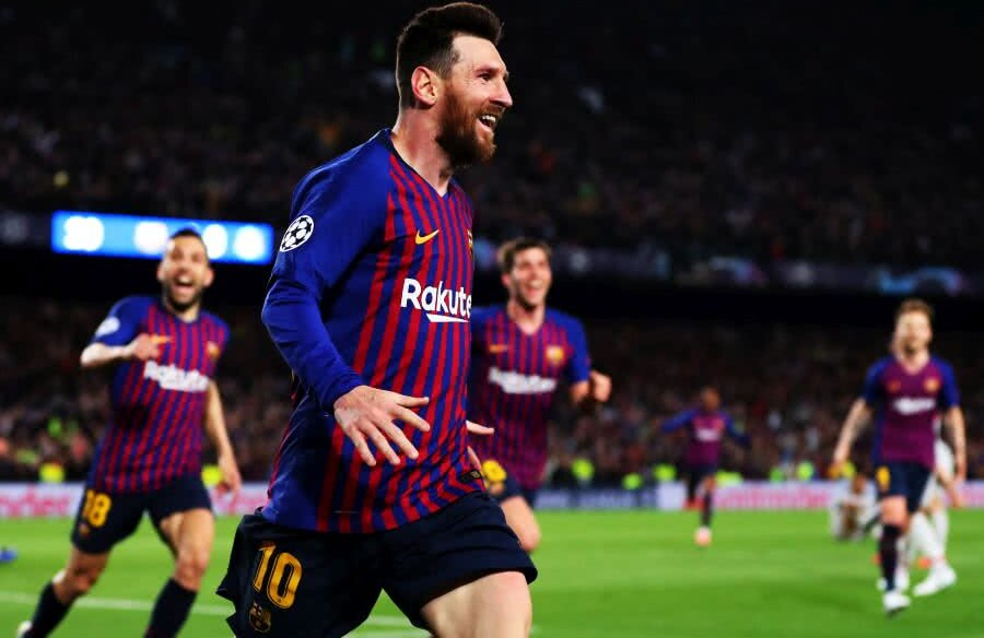 Leo Messi // FOTO: Guliver/Getty Images