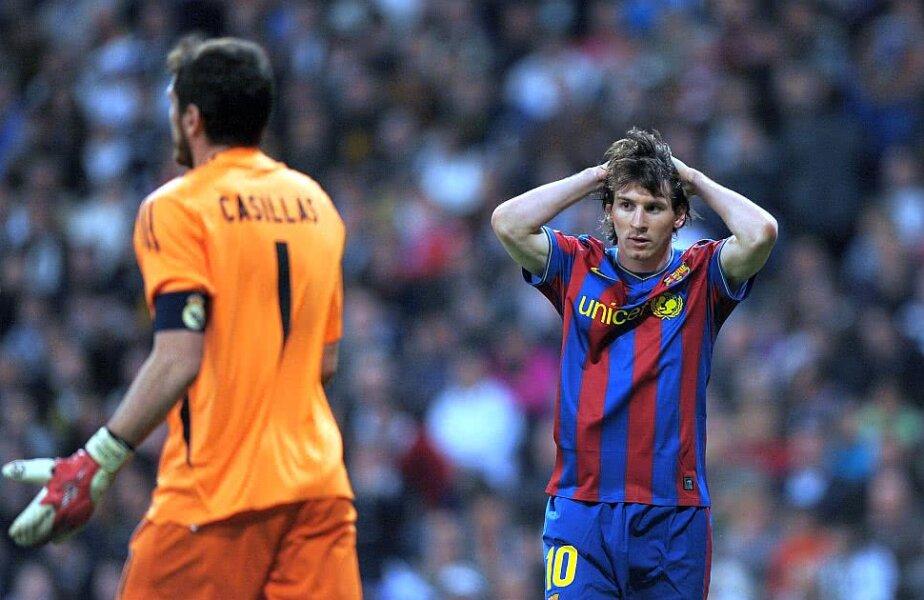 Casillas și Messi, foto: Guliver/gettyimages