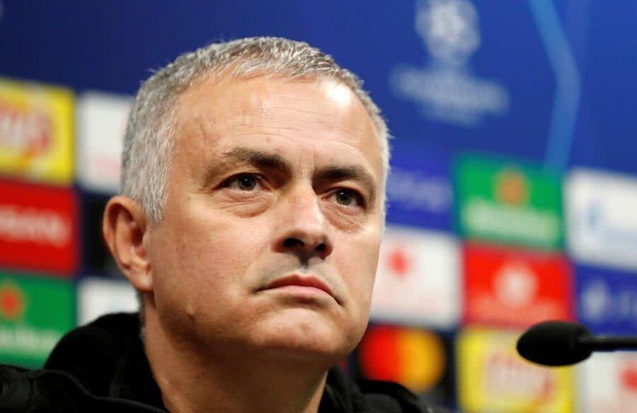 Jose Mourinho // FOTO: Reuters