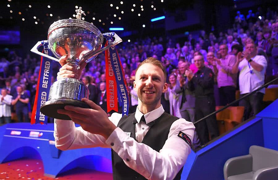 Judd Trump e campion mondial, foto: Guliver/gettyimages
