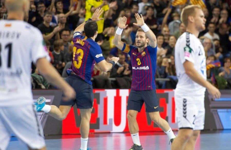 Barcelona se va duela în semifinale cu Vardar Skopje