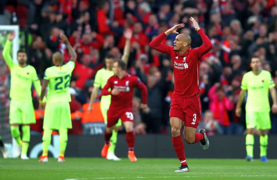 Liverpool - Barcelona 4-0 // FOTO: Guliver/Getty Images