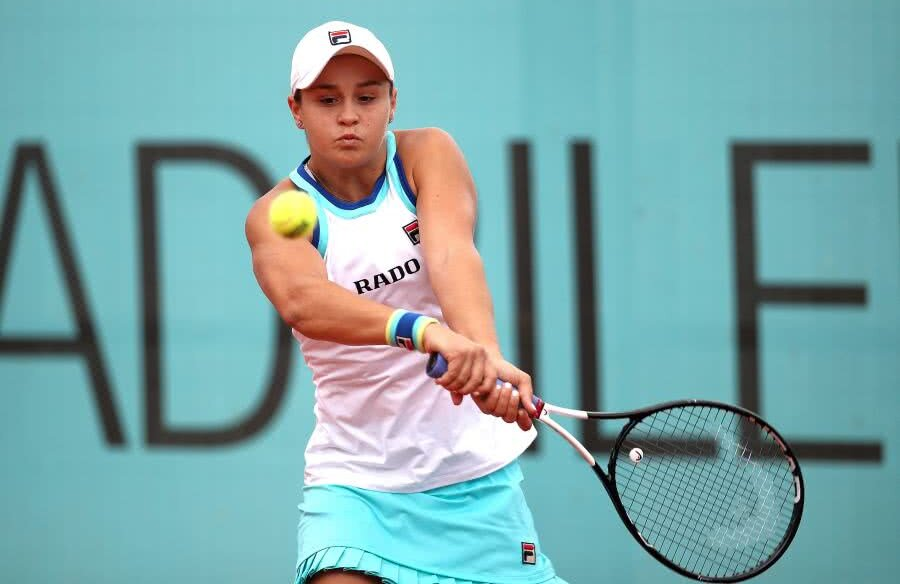 ASHLEIGH BARTY // Foto: Guliver/GettyImages