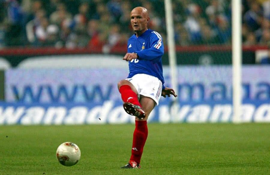 Frank Leboeuf FOTO: Guliver/GettyImages