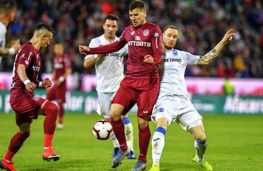CFR Cluj e din nou campioana României // FOTO: GSP