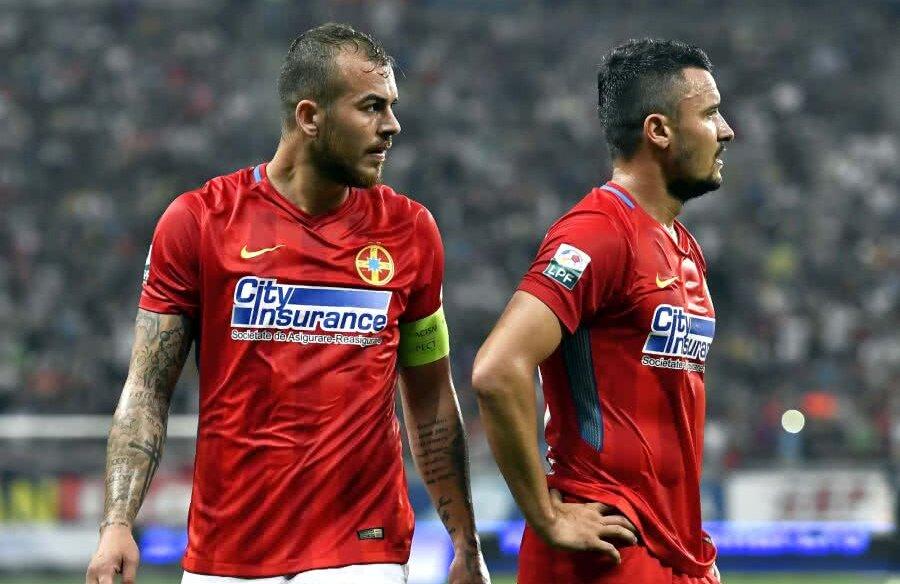 Budescu și Alibec au marcat împreună 24 de goluri pentru Astra în sezonul 2015-2016, în care echipa antrenată de Șumudică a câștigat titlul în fața FCSB-ului