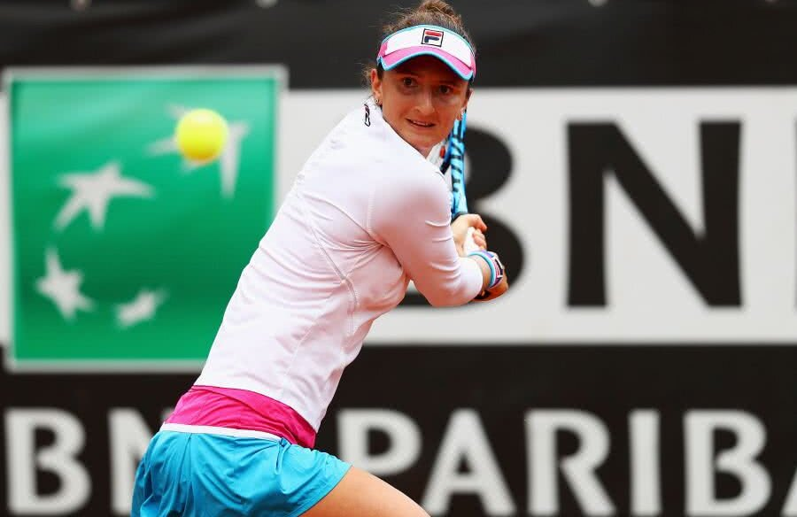 Irina Begu // FOTO: Guliver/Getty Images