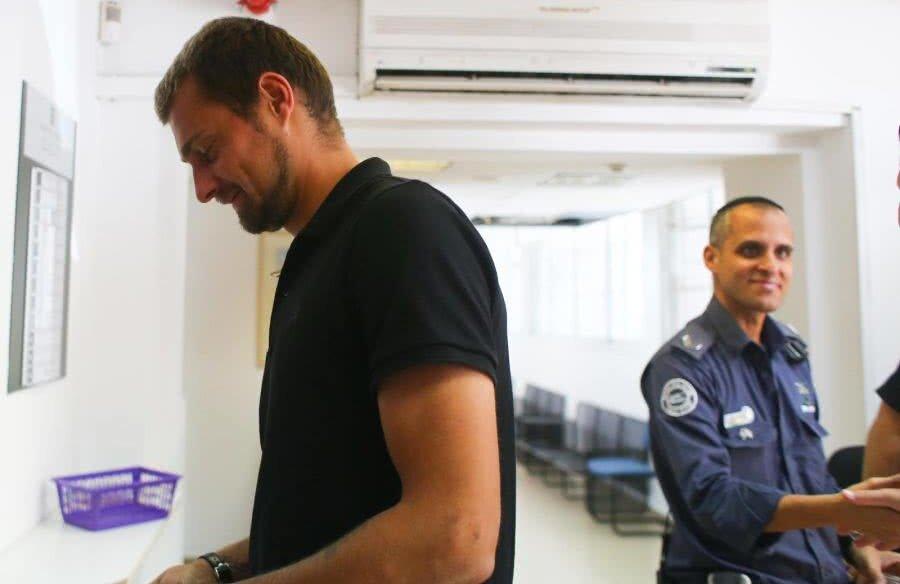 Gabi Tamaș va face muncă în folosul comunității la un spital din Haifa