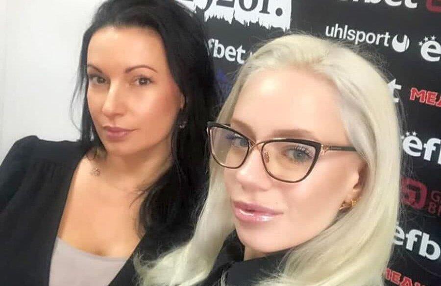 Lilia Stefanova și Kety Vandova // foto: Facebook