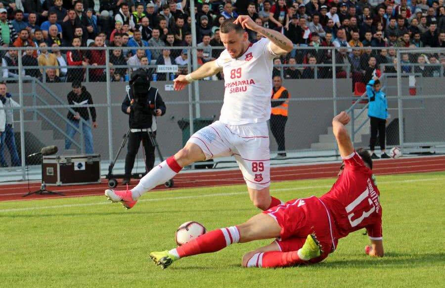 Hermannstadt - Dinamo // foto: sportpictures.eu