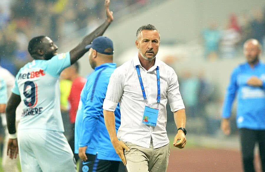 Mihai Stoica e intangibil la FCSB, datorită prieteniei cu Becali, foto: Cristi Preda/GSP