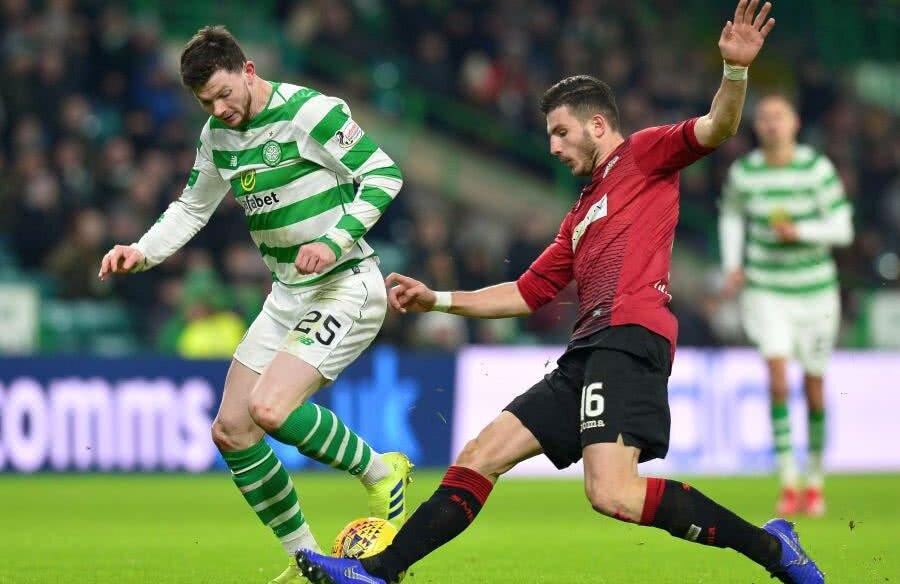 Mihai Popescu a fost titular în 18 meciuri pentru St. Mirren, penultimul loc din Scoția FOTO Guliver/GettyImages