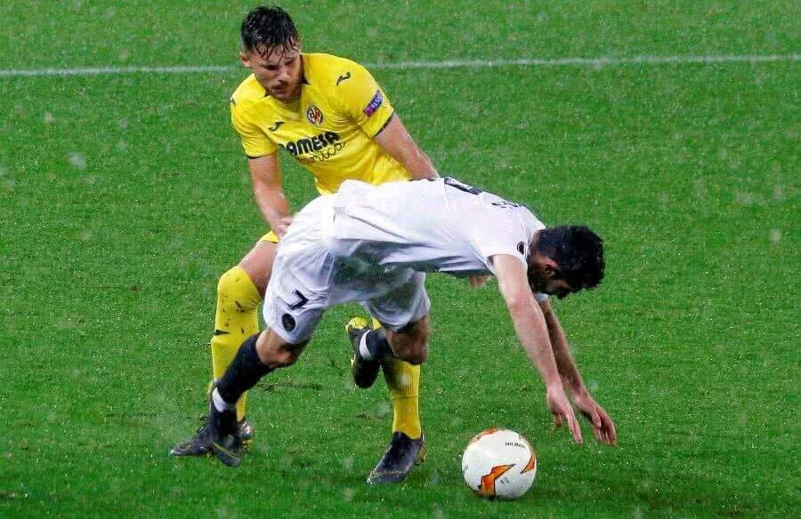 Andrei Rațiu, în galben