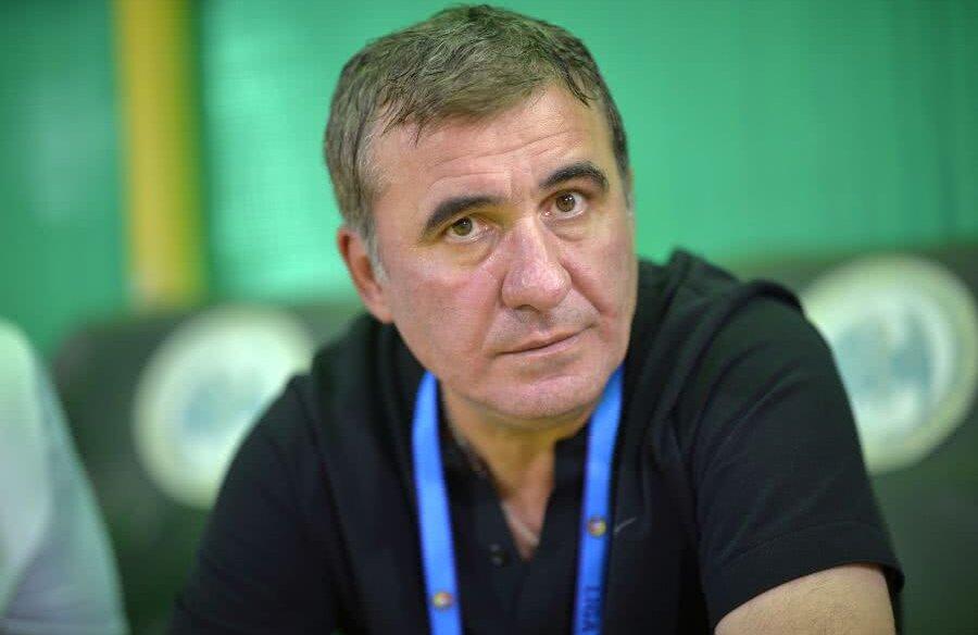 Gheorghe Hagi ar vrea să-și îmbunătățească palmaresul de antrenor cu trofeul Cupei României // FOTO:GSP