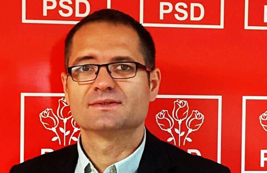 Bogdan Matei, Ministrul Tineretului și Sportului // FOTO: Facebook Bogdan Matei