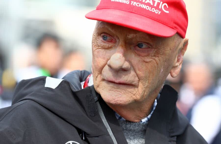 Niki Lauda // FOTO: Guliver/GettyImages