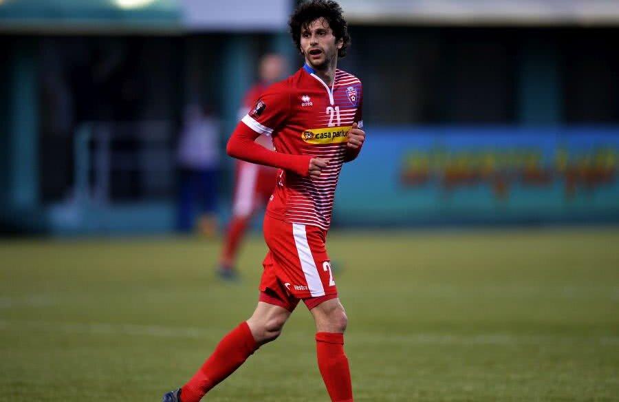 Diego Fabbrini e cel mai valoros jucător al celor de la FC Botoșani