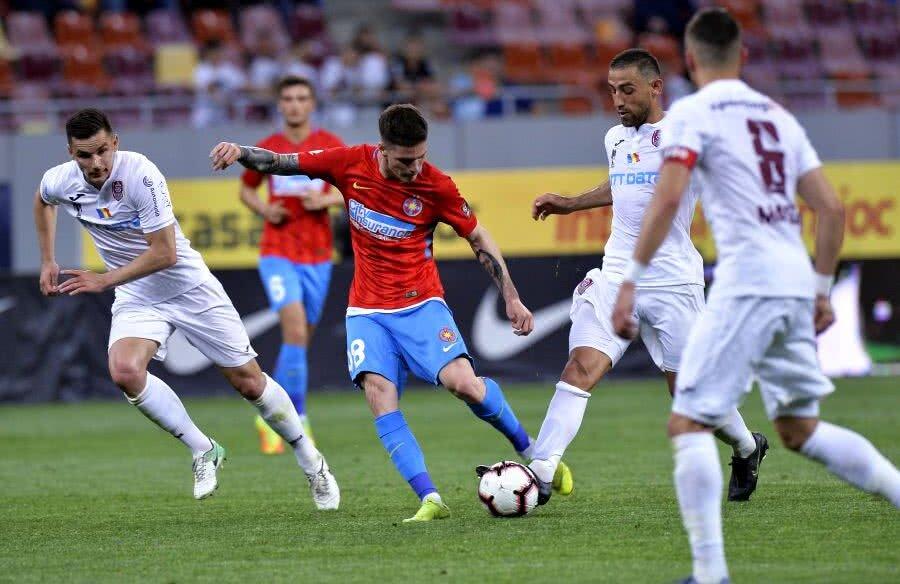 Fiecare meci de Liga 1 costă televiziunile 127.000 de euro