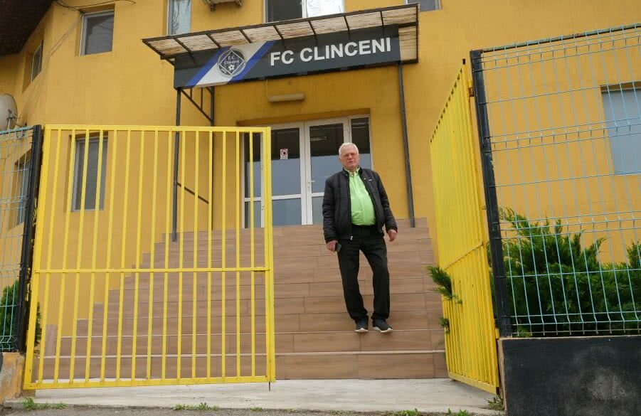 Constantin Bigan, președinte Academica Clinceni