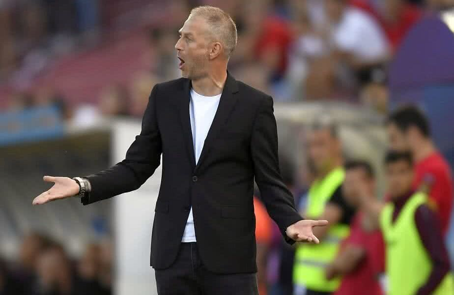 Edi Iordănescu a început sezonul trecut pe banca lui CFR Cluj