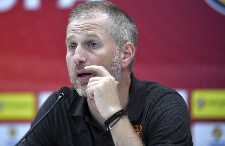Edi Iordănescu va împlini luna viitoare 41 de ani