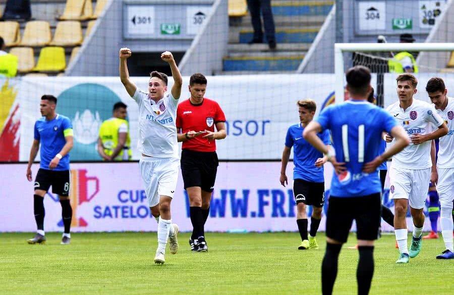 CFR Cluj U19 - Viitorul U19 // foto: Cristi Preda