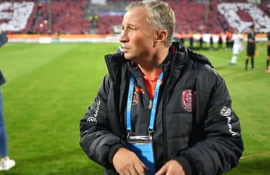 Dan Petrescu a câștigat titlul pentru al doilea an consecutic cu CFR Cluj