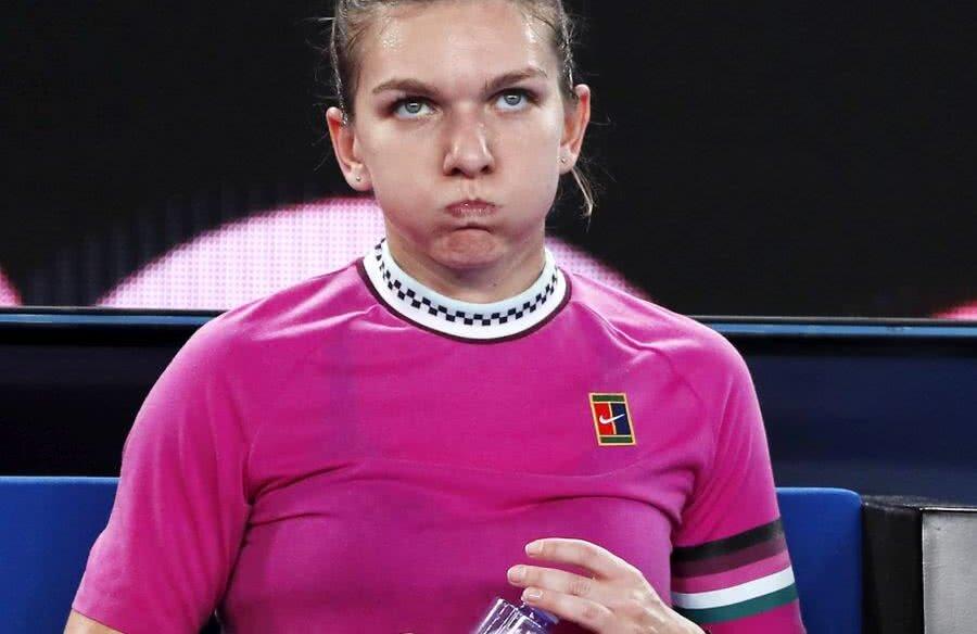 Simona Halep nu poate reveni pe primul loc după Roland Garros, indiferent de rezultatul obținut la Paris // Foto: Guliver/Getty Images