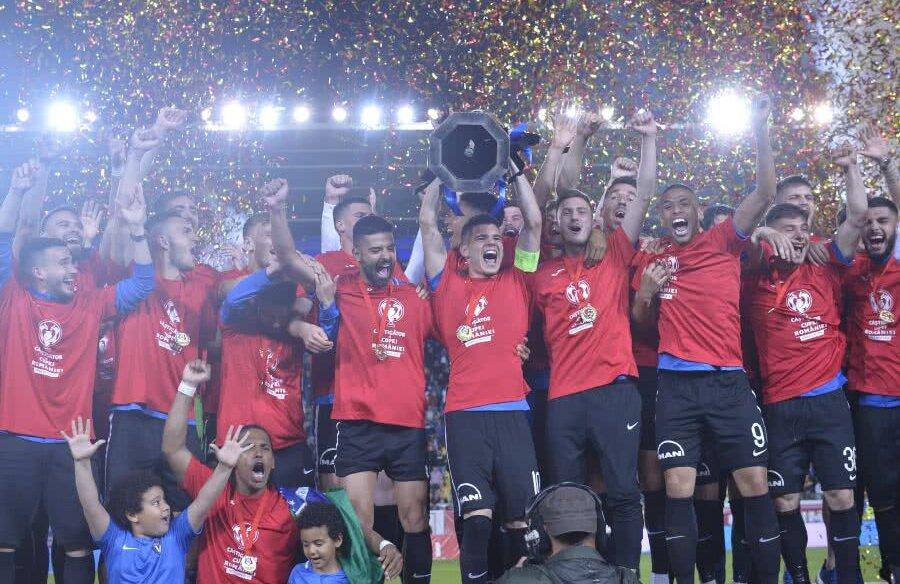 Viitorul a câștigat Cupa României 2019