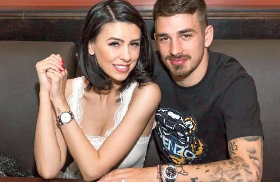 Sergiu și Andreea Hanca